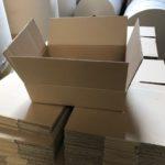 Boites Postales - brun - 31x22x8