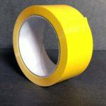 Bande Adhésive - Ruban Adhésif - Autocollant - Papier collant - couleur - 5-cm - 66-m - 226-e - jaune