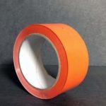Bande Adhésive - Ruban Adhésif - Autocollant - Papier collant - couleur - 5-cm - 66-m - 226-e - orange