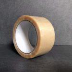 Bande Adhésive - Ruban Adhésif - Autocollant - Papier collant - pvc - 48-cm - 50-m - 250-e - transparent