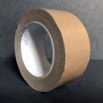 Bande Adhésive - Ruban Adhésif - Autocollant - Papier collant - paper-tape - 5-cm - 66-m - 226-e - brun